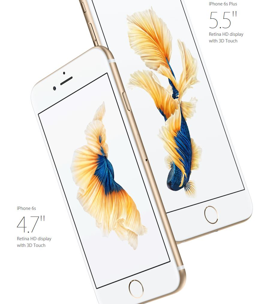 iPhone6SGold